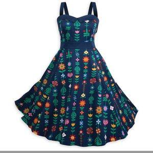 Disney Dress Shop It's a Small World Dress-NWT